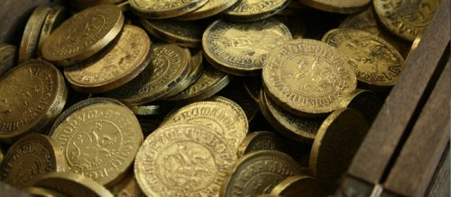 Coins Used in Film
