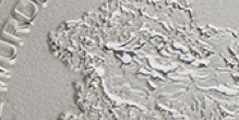 Sandblast Background Silver